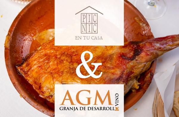 Acuerdo de colaboración entre Granja AGM y Restaurante Pic Nic
